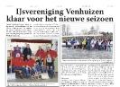 artikel in de krant De Streker 17 december 2014